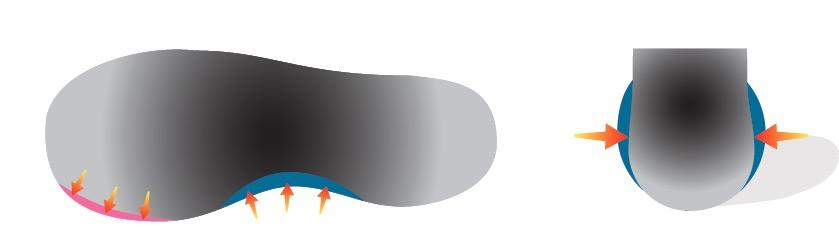 Power cushion eclipsion for Sport 2000 salon de provence